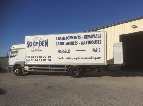 SOGEDEM EUROPACKING – VOTRE DEMENAGEUR NATIONAL